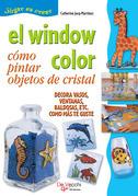 El window color. Cómo pintar objetos de cristal