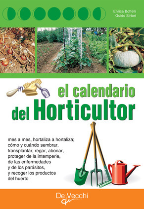 El calendario del horticultor
