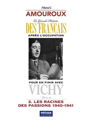 La Grande Histoire des Français après l'Occupation – Livre 12