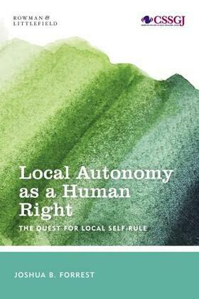 Local Autonomy as a Human Right