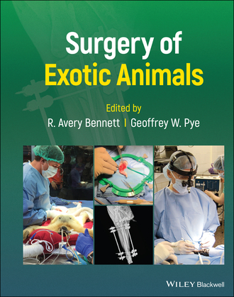 Surgery of Exotic Animals