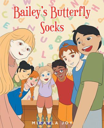 Bailey's Butterfly Socks