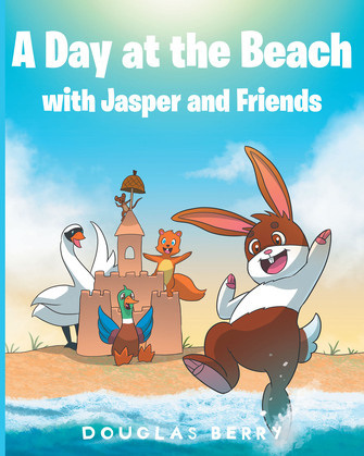 A day at the beach with Jasper and Friends
