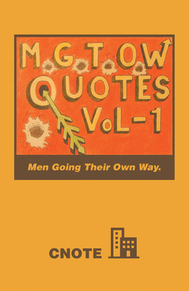 Mgtow Quotes Vol-1