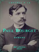 Coffret Paul Bourget