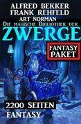Die magische Bibliothek der Zwerge: 2200 Seiten Fantasy