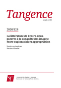 Tangence. No. 124,  2020