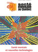 Santé mentale au Québec. Vol. 46 No. 1, Printemps 2021