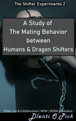 A Study of The Mating Behaviors Between Humans & Dragon Shifters