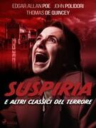 Suspiria e altri classici del terrore