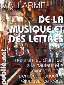 De la musique et des lettres