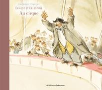 Ernest et Célestine au cirque