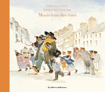 Ernest et Célestine, musiciens des rues