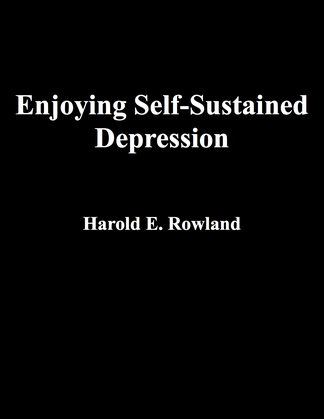 Enjoying Self-Sustained Depression