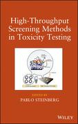 High-Throughput Screening Methods in Toxicity Testing