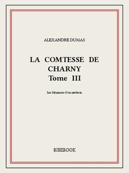 La comtesse de Charny III