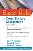 Essentials of Cross-Battery Assessment