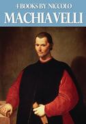 4 Books by Niccolo Machiavelli