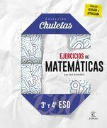 Ejercicios de matemáticas 3º y 4º ESO