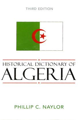 Historical Dictionary of Algeria