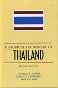 Historical Dictionary of Thailand