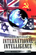 Historical Dictionary of International Intelligence