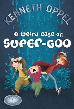 A Weird Case Of Super-Goo
