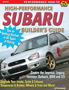 High-Performance Subaru Builder's Guide
