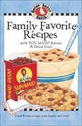 Family Favorites with Sun-Maid Raisins & Other Dried Fruit
