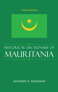 Historical Dictionary of Mauritania
