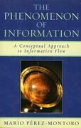 The Phenomenon of Information