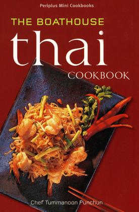 Mini The Boathouse Thai Cookbook