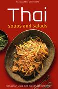Mini Thai Soups and Salads