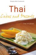 Mini Thai Cakes & Desserts