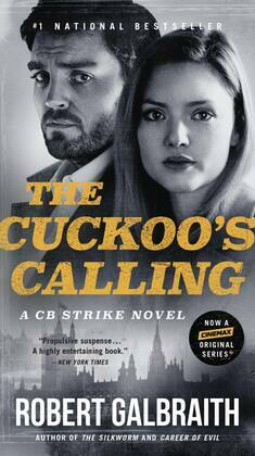 Image de couverture (The Cuckoo's Calling)