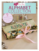 I Love Cross Stitch Alphabet Collection: 9 Alphabets for Personalized Designs