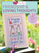 I Love Cross Stitch – Friendship & Loving Thoughts