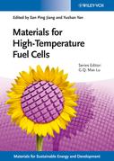 Materials for High-Temperature Fuel Cells
