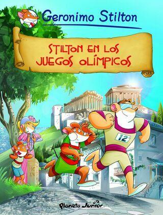 Stilton en los Juegos Olímpicos (Tamaño de imagen fijo)