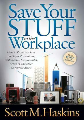 Save Your Stuff in the Workplace