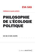 Philosophie de l'écologie politique