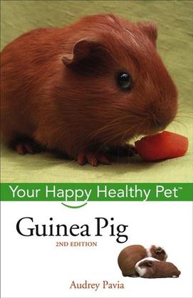Guinea Pig: Your Happy Healthy Pet