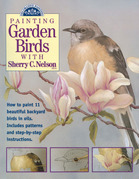 Painting Garden Birds with Sherry C. Nelson