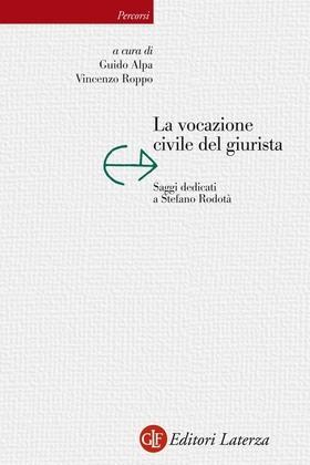 La vocazione civile del giurista