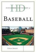 Historical Dictionary of Baseball