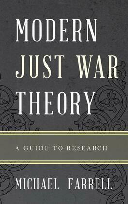 Modern Just War Theory