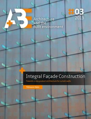 Integral Facade Construction