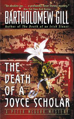 The Death of a Joyce Scholar