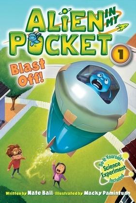 Alien in My Pocket #1: Blast Off!