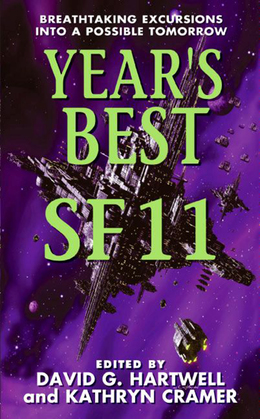 Year's Best SF 11